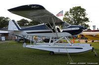 N4433M @ KOSH - Piper PA-12 Super Cruiser  C/N 12/01/3386, N4433M