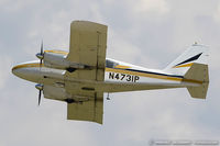 N4731P @ KOSH - Piper PA-23-250 Apache  C/N 27-261 , N4731P