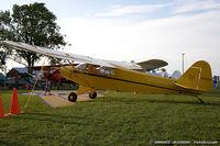 N5533H @ KOSH - Piper PA-11 Cub Special  C/N 11-1036 , N5533H