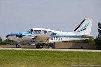 N5773Y @ KOSH - Piper PA-23-250 Apache  C/N 27-2902, N5773Y