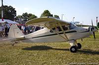 N5886H @ KOSH - Piper PA-16 Clipper  C/N 16-503 , N5886H