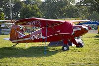 N7450K @ KOSH - Piper PA-20 Pacer  C/N 20-361 , N7450K