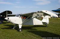 N8266C @ KOSH - Piper PA-22-135 Tri-Pacer  C/N 22-2341 , N8266C