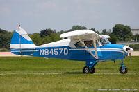 N8457D @ KOSH - Piper PA-22-160 Tri-Pacer C/N 22-5713 , N8457D