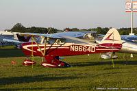 N8664D @ KOSH - Piper PA-22-160 Tri-Pacer  C/N 22-5872 , N8664D