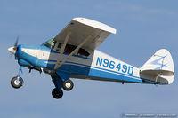 N9649D @ KOSH - Piper PA-22-160 Tri-Pacer  C/N 22-6563 , N9649D