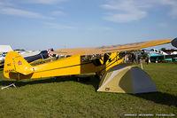 N38946 @ KOSH - Piper J3C-65 Cub  C/N 8277, NC38946