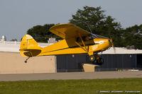 N4181H @ KOSH - Piper PA-15 Vagabond  C/N 15-64 , NC4181H