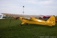N70961 @ KOSH - Piper J3C-65 Cub  C/N 17987, NC70961