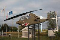 70-15948 - 1970 Bell AH-1S Cobra, c/n: 20892, Cadott, WI - by Timothy Aanerud