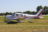 N610CC @ KOSH - Piper PA-28-151 Cherokee Warrior  C/N 28-7615140, N610CC