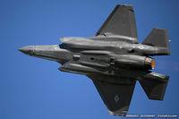 11-5038 @ KOSH - F-35A Lightning II 11-5038 LF from 61st FS Top Dogs 58th OG Luke AFB, AZ