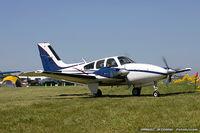 C-GCVT @ KOSH - Beech E55 Baron  C/N TE-1197, C-GCVT