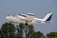C-GKCM @ KOSH - Piper PA-30 Twin Comanche  C/N 30-1480, C-GKCM
