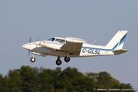 C-GLSL @ KOSH - Piper PA-30 Twin Comanche  C/N 30-209, C-GLSL