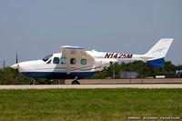N1425M @ KOSH - Cessna T337G Super Skymaster  C/N P3370162 , N1425M