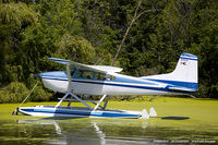 N1573F @ KOSH - Cessna 185D Skywagon  C/N 185-0949 , N1573F