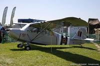 N2722E @ KOSH - Aeronca 7AC Champion  C/N 7AC-6302 , N2722E
