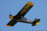 N27336 @ KOSH - Aeronca 65TC Tandem  C/N F-1490T , N27336