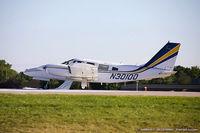 N30100 @ KOSH - Piper PA-34-200T Seneca II  C/N 34-7870463 , N30100