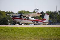 N3238D @ KOSH - Cessna 180 Skywagon  C/N 32036, N3238D