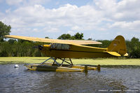 N35149 @ KOSH - Piper J3C-65 Cub  C/N 6174, N35149