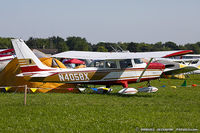 N4058X @ KOSH - Aero Commander 100-180  C/N 5158, N4058X
