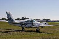N43MC @ KOSH - Beech A56TC Baron  C/N TG-85, N43MC