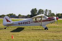 N4496Z @ KOSH - Piper PA-18-150  C/N 18-8851 , N4496Z