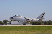 N48178 @ KOSH - North American F-86A Sabre  C/N 48178, N48178