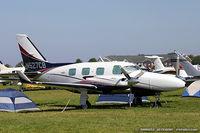 N527CB @ KOSH - Piper PA-31P Pressurized Navajo  C/N 31P7730001 , N527CB