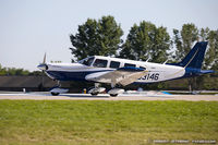 N63146 @ KOSH - Piper PA-32-300 Cherokee Six  C/N 32-7440117 , N63146