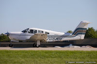 N705WH @ KOSH - Piper PA-28RT-201 Arrow IV  C/N 28R-7918019 , N705WH