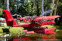 N707CS @ KOSH - Lockwood Aircam  C/N AC158, N707CS