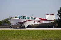 N7165N @ KOSH - Beech V35A Bonanza  C/N D-8692 , N7165N