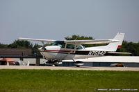 N75942 @ KOSH - Cessna 172N Skyhawk  C/N 17268058, N75942