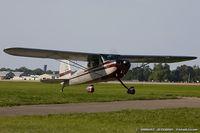 N77468 @ KOSH - Cessna 120  C/N 11912, N77468