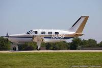 N811SK @ KOSH - Piper PA-46-310P Malibu  C/N 46-8508046 , N811SK