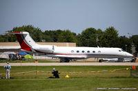 N846QM @ KOSH - Gulfstream Aerospace G-V  C/N 626, N846QM