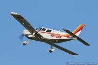 N8988N @ KOSH - Piper PA-32-300 Cherokee Six  C/N 32-40871 , N8988N