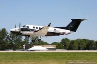 N973KS @ KOSH - Beech B300 Super King Air  C/N FA107, N973KS