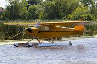N98761 @ KOSH - Piper J3C-65 Cub  C/N 18992, N98761