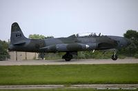 N433RD @ KOSH - Canadair CT-133 Silver Star  C/N T33-579, NX433RD - by Dariusz Jezewski www.FotoDj.com