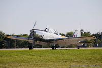N146DK @ KOSH - De Havilland Canada DHC-1 Chipmunk T.10  C/N C1/0103, NX146DK