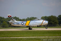 N188RL @ KOSH - North American F-86F (CWF86-F-30-NA) Sabre Smokey  C/N 524986CW, NX188RL