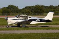 N6PY @ KOSC - Beech 35-A33 Debonair C/N CD-345, N6PY