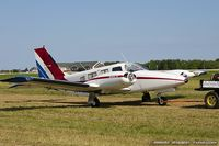 N819RK @ KOSH - Piper PA-34-200T Seneca II  C/N 34-7770347, N819RK