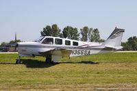 N355SA @ KOSH - Raytheon A36 Bonanza   C/N E-3357 , N355SA