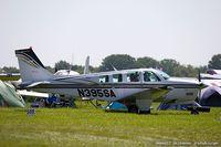 N395SA @ KOSH - Raytheon A36 Bonanza  C/N E-3313 , N395SA