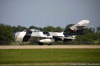 N6953X @ KOSH - PZL Mielec Lim-6 (MiG-17)  C/N 1J0511, N6953X